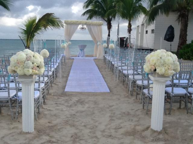 Jardin floreria arcos para bodas - Arcos para jardin ...